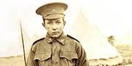 WWI - The ANZAC tickets