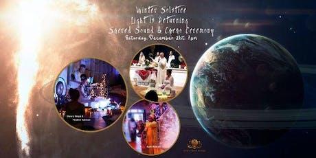 Winter Solstice Light is Returning Ceremony tickets