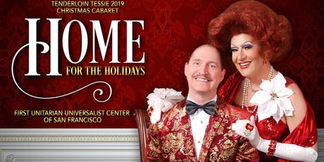 Home for the Holidays: 3rd Annual Christmas Cabaret Benefit Show tickets