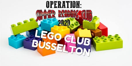 Busselton Lego Club tickets
