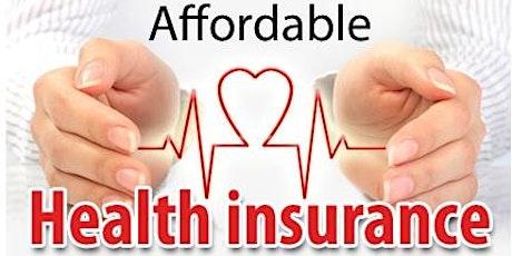 San Mateo 如何正确购买甚至免费购买2020年健康保险?(参加者有机会被赠送$200美金旅游礼劵) tickets