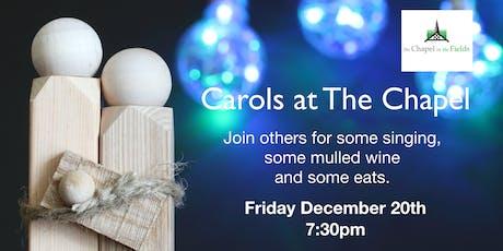 Carols at The Chapel tickets