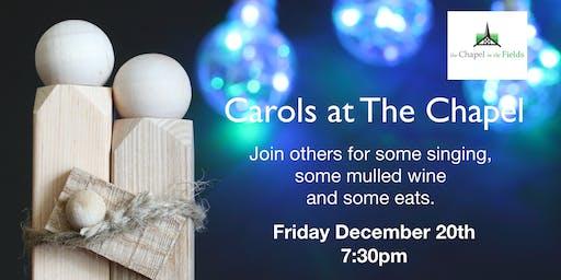 Carols at The Chapel