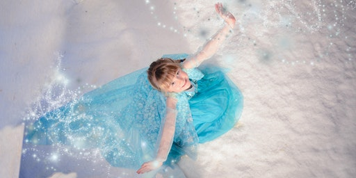 Frozen Inspired Photography Experience