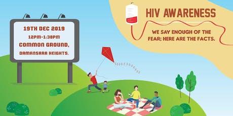 HIV Awareness Health Talk tickets