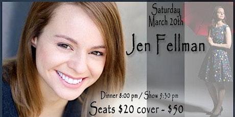 Jen Fellman - Forbidden Drive - March 20th tickets