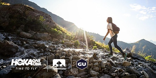 HOKA ONE ONE NorCal Outdoor Series - Trail Clean Up Day