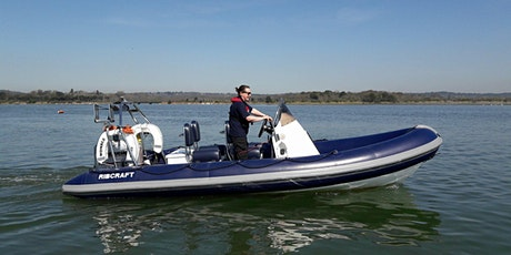 RYA Powerboat Level 2 (PB2) - 1 Space - Price from £250pp for group booking tickets