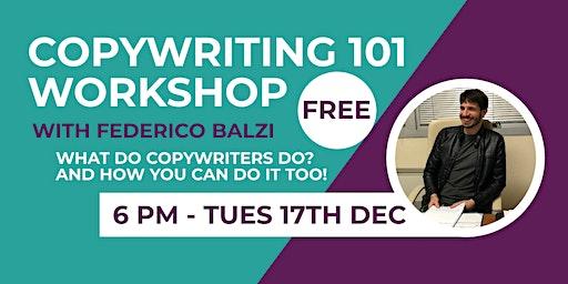 Copywriting 101 Workshop
