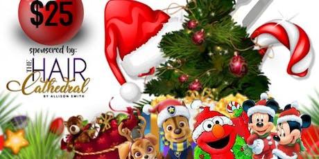 Breakfast w/ Santa & Friends  tickets