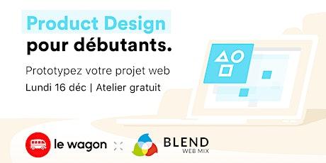 Product Design Sprint - 16 décembre billets