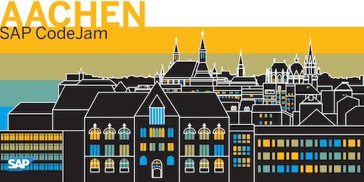 SAP CodeJam Aachen