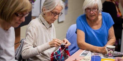 Social Group: Knitting and Crochet Circle