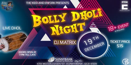 Bolly Dholi Night tickets