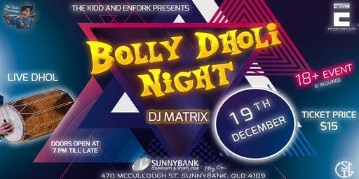Bolly Dholi Night