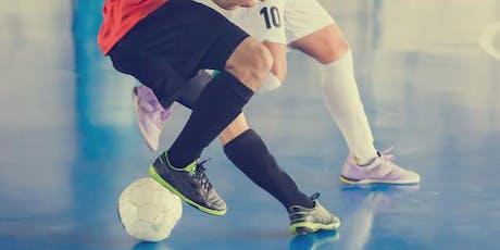 Indoor Soccer tickets