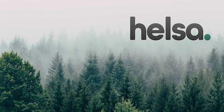 Helsa's Partner Therapist Xmas Meet-up tickets