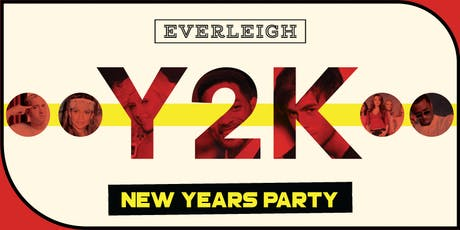 Y2K New Year's Eve Party at Everleigh tickets