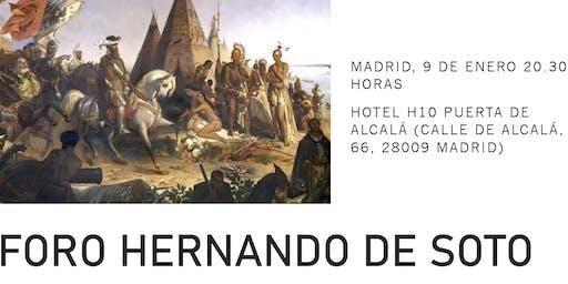 I Foro Hernando de Soto con María Elvira Roca Barea