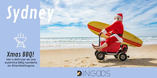 Dingoos Christmas BBQ - Sydney