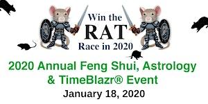 2020 Annual Feng Shui, Astrology & TimeBlazr® Talk -...