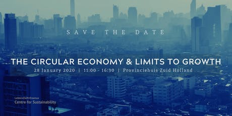 The Circular Economy & Limits to Growth tickets