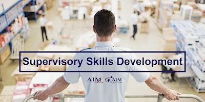Supervisory Skills Development Thai Worksop