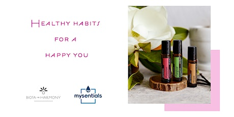 Healthy Habits For A Happy You tickets