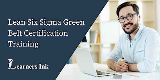 Lean Six Sigma Green Belt Certification Training Course (LSSGB) in Winston–Salem