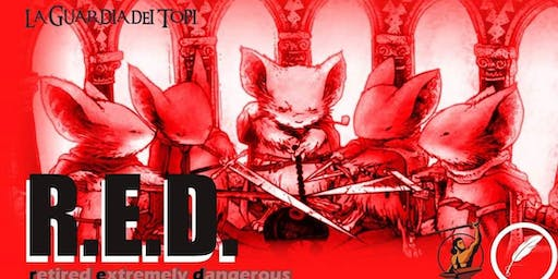 "The Mouseguard Saga - ""RED"" - Stagione 1 - Episodio 2"