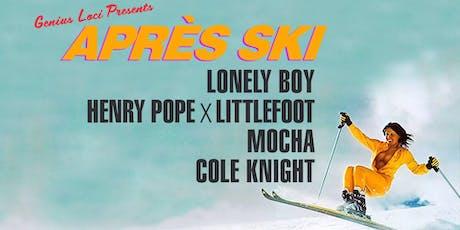 5th Annual Los Angeles Aprés Ski Party tickets