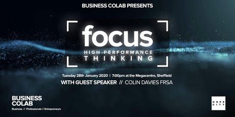 FOCUS - High Performance Thinking tickets