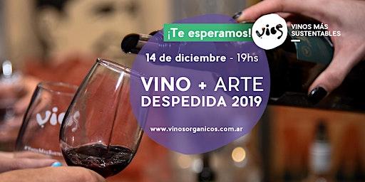 Vino y Arte - Despedida 2019
