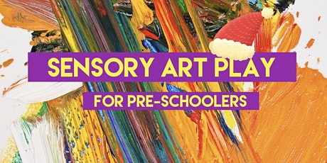 Sensory Art Play for Pre-Schoolers tickets