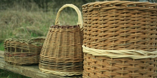Basket Weaving at The Farm