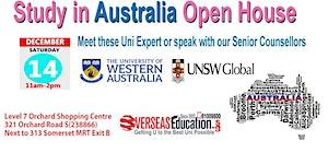 Study in Australia - Meet Uni of Western Australia &...
