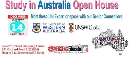 Study in Australia - Meet Uni of Western Australia & UNSW Global