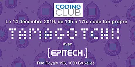 Coding Club -  atelier d'initiation à la programmation tickets