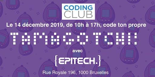 Coding Club -  atelier d'initiation à la programmation