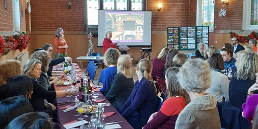 Henley Women of Inspiration Christmas Curry 2020