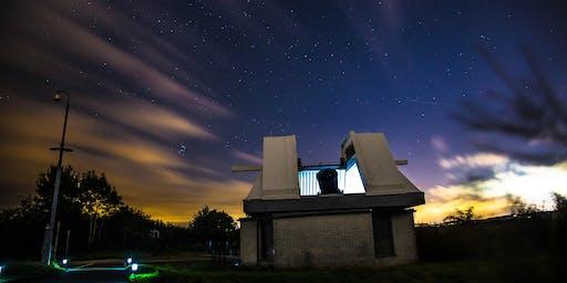 Alston Observatory's January Public Stargazing Night