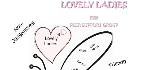 Lovely Ladies Free Peer Support Group tickets
