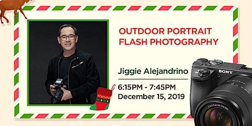 Outdoor Portrait Flash Photography
