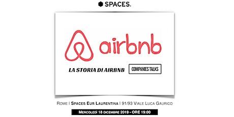 La Storia di Airbnb biglietti