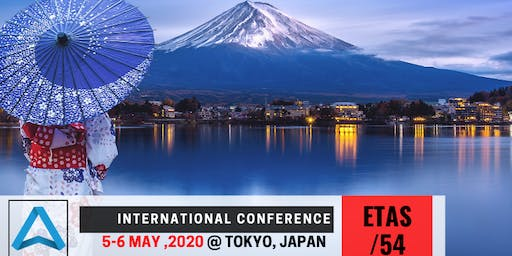 54th International Conference on Engineering, Technology and Applied Science (ETAS-54)
