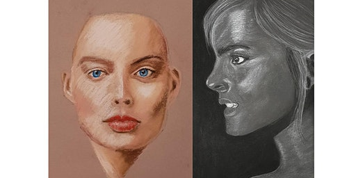 Beginners' art classes : Learn To Draw ... Portraits