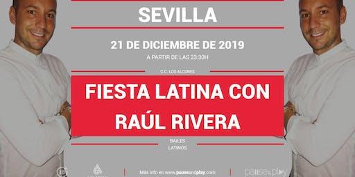Fiesta latina con Raúl Rivera en Pause&Play Los Alcores