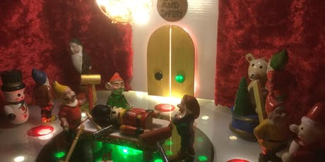 Father Christmas at the Bodenhams Grotto tickets