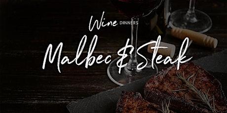 Wine Dinner - Malbec & Steak Evening tickets