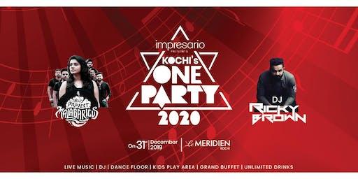Impresario Kochi's One Party